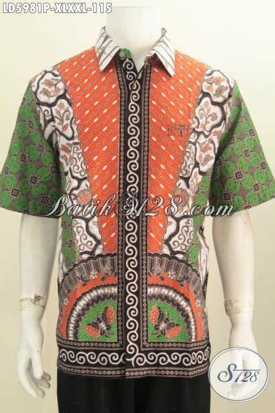 Baju Batik Kerja Lengan Pendek Bahan Katun Murah Berkualitas baju batik mewah harga murah busana batik elegan lengan