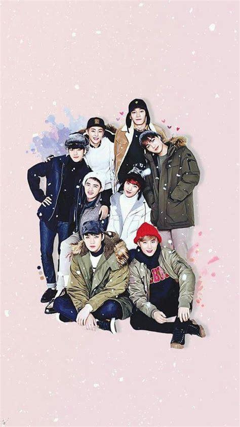 exo kai iphone wallpaper 207 best exo wallpaper images on pinterest 2017