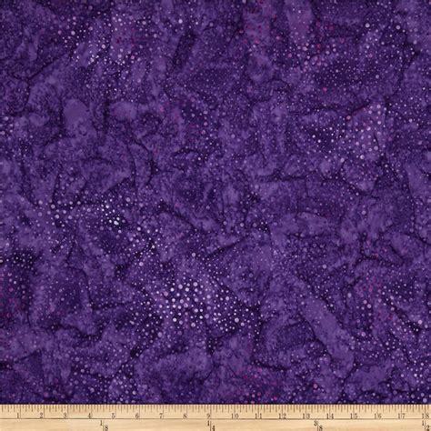 Batik Quilting Fabrics by Artisan Batiks Elementals Tonal Dots Purple Discount