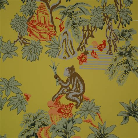 monkey wallpaper for walls contemporary wallpaper for home