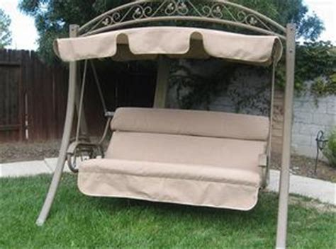 swing cushion covers swing cushion covers and more replacement patio swing