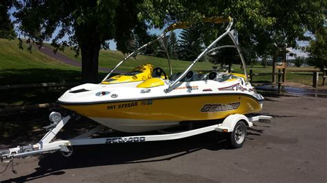 seadoo boat gas seadoo sportster 2004 for sale for 1 000 boats from usa