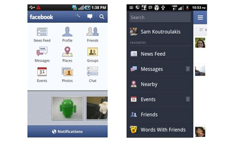 tutorial android navigation drawer java navigation drawer in android is not full screen