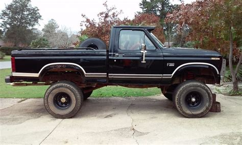 ford f150 manual for sale 1986 ford f150 4wd v8 manual for sale
