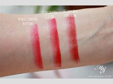 Review & Swatches: Laneige Two Tone Tint Lip Bar 04, 07, 08 Laneige Lip Balm