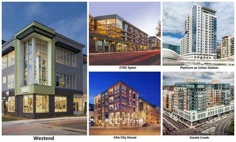 Apartment Communities Denver Last Year S Largest Apartment Communities Completed In Denver