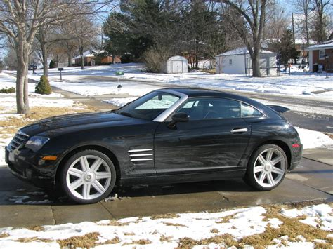 how it works cars 2004 chrysler crossfire auto manual pearldrummer2005 2004 chrysler crossfire specs photos modification info at cardomain