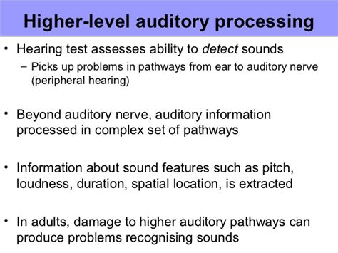 test of auditory processing skills 3 sle report auditory processing disorder apd and specific language