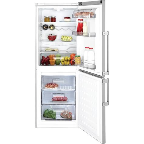 cabinet depth refrigerator bottom freezer blomberg brfb1042ss 24 quot 10 6 cu ft counter depth bottom