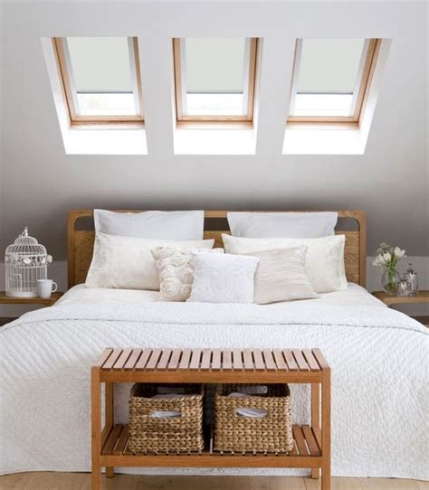 bedroom skylight 15 cozy and inviting bedrooms with skylights shelterness