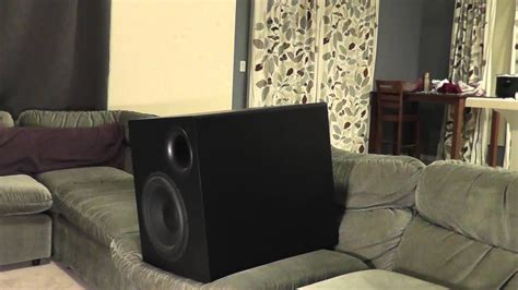 easy guide  home theater subwoofer placement youtube