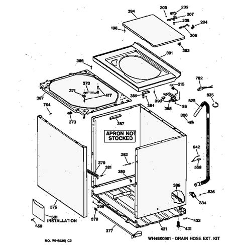 hotpoint washer parts diagram hotpoint washer won t spin