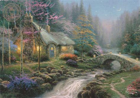 1449482880 thomas kinkade painter of light thomas kinkade painter of light painter of light