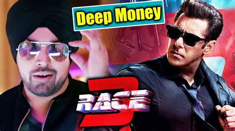 Money Talking money talking about his song in salman khan s race 3