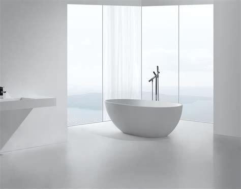 badewanne freistehend mineralguss badewanne ladilo freistehend