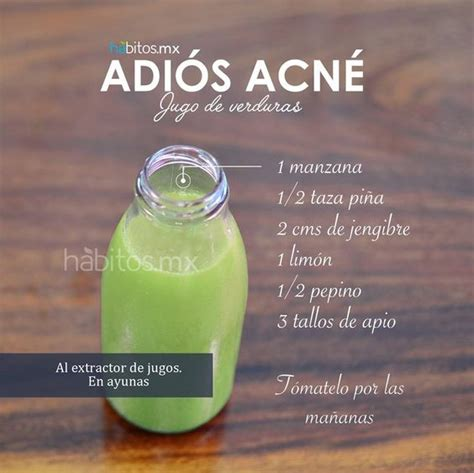 Detox Drinks For Acne by Healthy Juicing Anti Acne Healthy Juicing