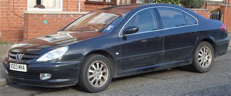peugeot 607 coupe image gallery pezo 607
