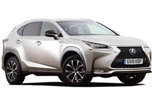 Lexus Suvs Lexus Nx Suv Review Carbuyer