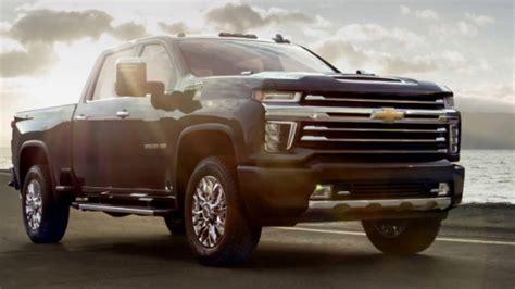 2020 Chevrolet Silverado 2500hd High Country by 2020 Chevy Silverado 2500hd High Country Which Represents