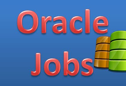 Oracle Dba Internship by Image Gallery Oracle Database Administrator