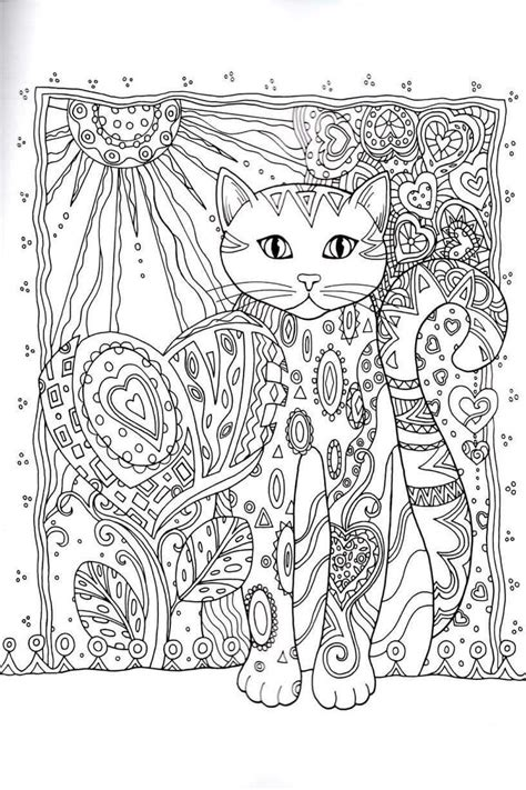 Google Coloring Pages For Adults | cat coloring book for adults google search coloring
