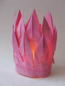 How To Make Tissue Paper Flames - best 25 tissue paper lanterns ideas on tissue