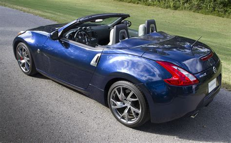 convertible nissan 2014 nissan 370z roadster photos specs and review rs