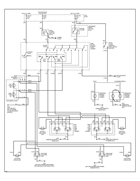 horn wiring diagram grand am gallery wiring diagram