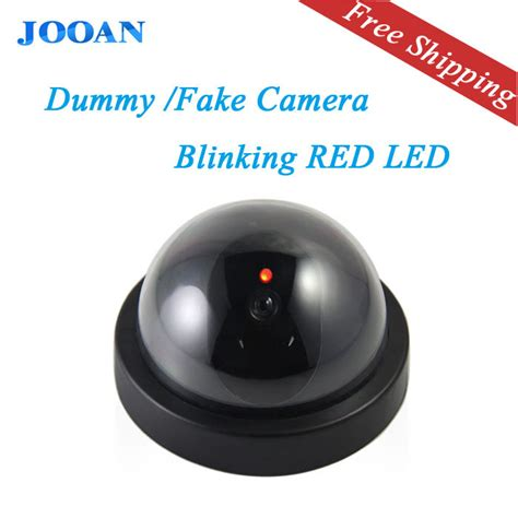 jooan indoor outdoor surveillance dummy ir led wireless