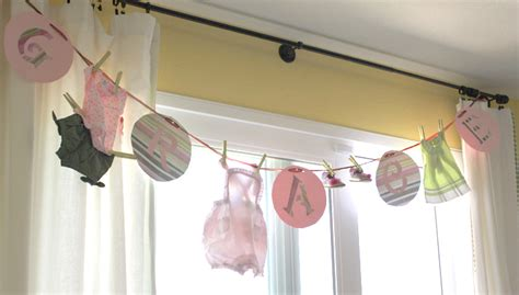 Shower Clothesline by Baby Shower Sugar Spice Theme Cakes Likes A