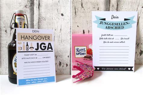 braut zum jga einladen 4 hochzeitsblogger verraten ihre besten ideen f 252 r den