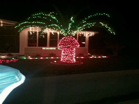 tree lights ideas outdoor step lights palm tree lights palm tree