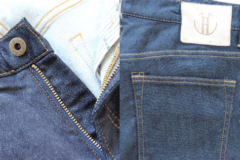 Comfort Skiny Denim Indigo Black Stitch japan blue fall winter 2013 and summer 2014
