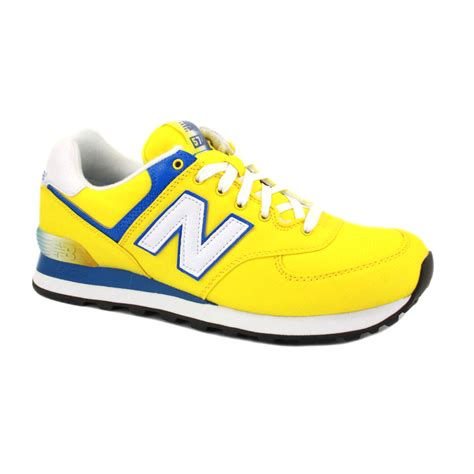 new balance alpine 574 ml574apy mens laced textile