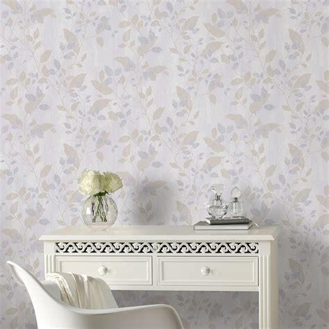 grey wallpaper b m vermeil leaf wallpaper grey wallpaper b m