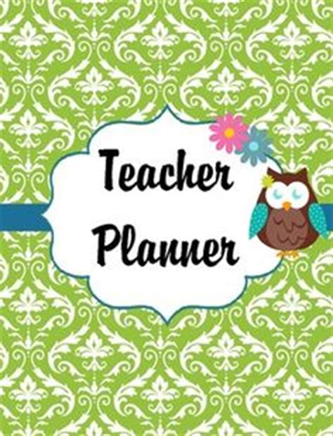 free printable lesson plan cover page 1000 images about owl printables on pinterest teacher