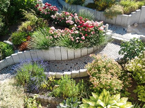 pflegeleichte gartenbepflanzung gartenbepflanzung