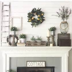 mantel decor ideas 25 best ideas about fireplace mantel decorations on