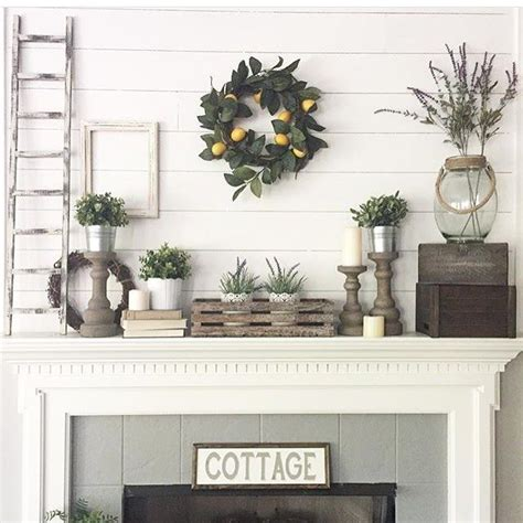 Accessories For Fireplace Mantel by 25 Best Rustic Mantle Decor Ideas On