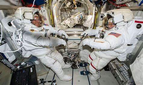New Fischer Imundex S6 Box nasa tv coverage of space station contingency spacewalk