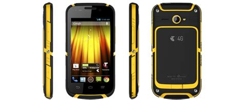 rugged phones australia telstra and zte team up to offer the t83 dave 4g rugged smartphone softpedia
