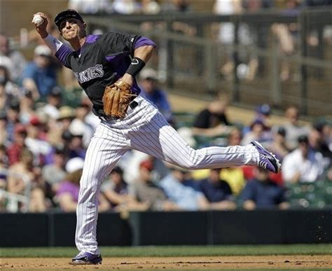 troy tulowitzki says rockies spring training more like a 9 best images about evoshield on pinterest gordon