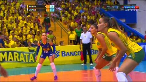 Jogo Brasil Jg03 Amistoso V 244 Feminino Brasil X 195 O