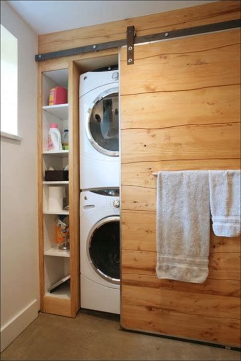 doors to hide washer and dryer 60 best storage pantry laundry room barn doors images