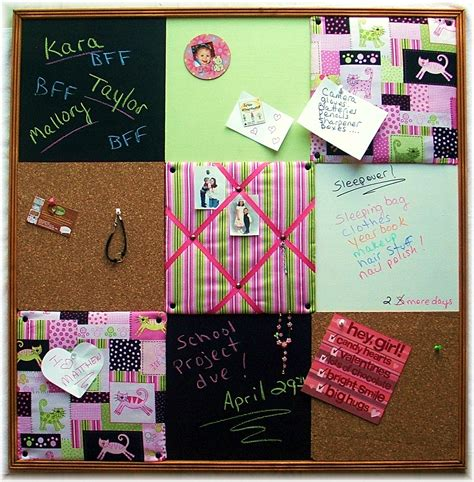 decorative bulletin boards for home decorative bulletin