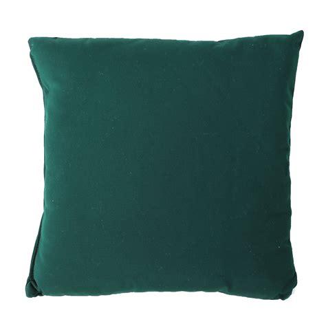 Outdoor Sunbrella Throw Pillows by Forest Green Sunbrella Outdoor Throw Pillow Dfohome