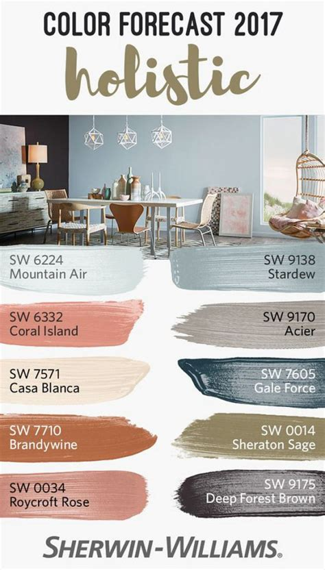 sherwin williams 2017 paint trends best paint color for 2017 sherwin williams sw 6224