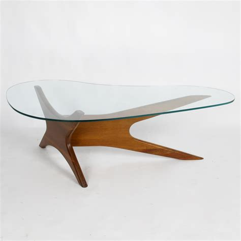adrian pearsall coffee table adrian pearsall coffee table in walnutsold at city issue