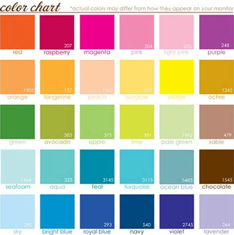 color of paint lowe s paint color chart guide