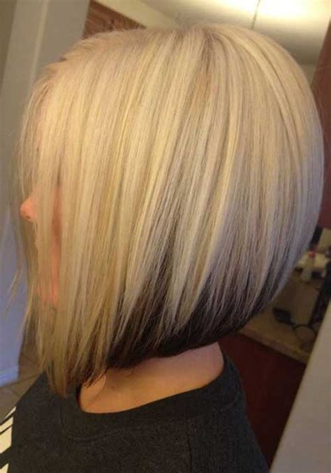 Angled Bob Colored Hair | 40 best bob hair color ideas bob hairstyles 2018 short